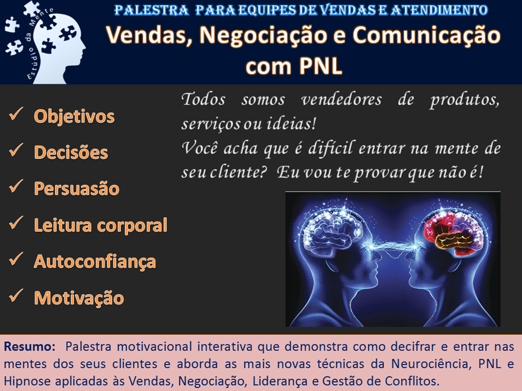 Slide13 Vendas, Negociação e Comunicação